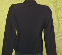 Пиджак для школы, в отличном состоянии, ребенок одел всего несколько раз. Рукава. Павлоград, Днепропетровская область. фото 4