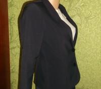 Пиджак для школы, в отличном состоянии, ребенок одел всего несколько раз. Рукава. Павлоград, Днепропетровская область. фото 3