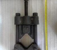 Тиски трубные. Запорожье. фото 1