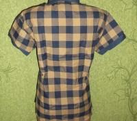 Рубашка мужская подростковая хлопок 100%, довольно удобная, стильная и красивая.. Павлоград, Днепропетровская область. фото 4