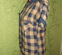 Рубашка мужская подростковая хлопок 100%, довольно удобная, стильная и красивая.. Павлоград, Днепропетровская область. фото 3
