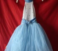 Продам танцевальное платье XSC Weissman's designs for dance. С трусиками, можно . Черкаси, Черкаська область. фото 2