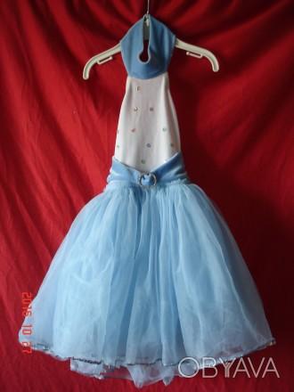 Продам танцевальное платье XSC Weissman's designs for dance. С трусиками, можно . Черкаси, Черкаська область. фото 1
