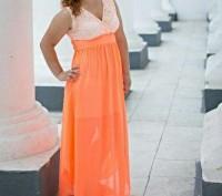 Продам красивое женское платье для торжества недорого!. Бровары. фото 1