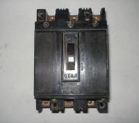 Автоматический выключатель. Запорожье. фото 1