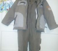 Куртка з жилеткою,довжина рукава 40см,довжина штанів 65 см. Є фіксуючі ризинки,з. Киев, Киевская область. фото 8