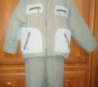 Куртка з жилеткою,довжина рукава 40см,довжина штанів 65 см. Є фіксуючі ризинки,з. Київ, Київська область. фото 2