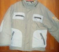 Куртка з жилеткою,довжина рукава 40см,довжина штанів 65 см. Є фіксуючі ризинки,з. Киев, Киевская область. фото 9