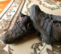 Ботинки весна-осень, по стельке-21 см, на шнуровке, торг уместен. Ромни, Сумська область. фото 4