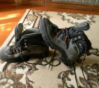 Ботинки весна-осень, по стельке-21 см, на шнуровке, торг уместен. Ромни, Сумська область. фото 3