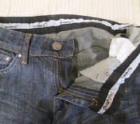 джинсы подростковые,в идеальном состоянии,уже подшиты,темно синего цвета ближе к. Полтава, Полтавська область. фото 7