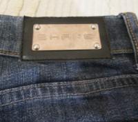 джинсы подростковые,в идеальном состоянии,уже подшиты,темно синего цвета ближе к. Полтава, Полтавська область. фото 6