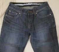 джинсы подростковые,в идеальном состоянии,уже подшиты,темно синего цвета ближе к. Полтава, Полтавська область. фото 2