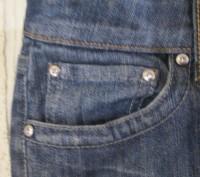 джинсы подростковые,в идеальном состоянии,уже подшиты,темно синего цвета ближе к. Полтава, Полтавська область. фото 8