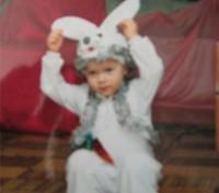 Костюм Зайчик. На возраст 2-5 лет. Прокат. Харьков. фото 1