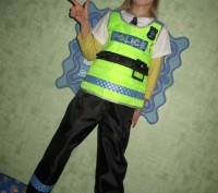 Костюм Полицейского. На возраст от 4 до 8 лет. Прокат. Харьков. фото 1