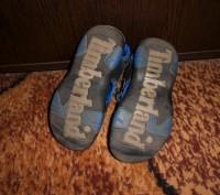 Продам сандалии на мальчика Timberland. Ребёнок не успел поносить, пару раз все. Запорожье, Запорожская область. фото 8