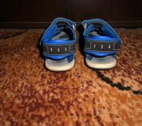 Продам сандалии на мальчика Timberland. Ребёнок не успел поносить, пару раз все. Запорожье, Запорожская область. фото 6