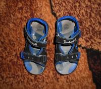 Продам сандалии на мальчика Timberland. Ребёнок не успел поносить, пару раз все. Запорожье, Запорожская область. фото 7