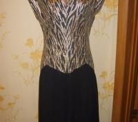 платье нарядное 48р. Никополь. фото 1