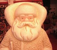 1- дед Мороз в красной шапке 135грн  2- дед Мороз    150 грн  3-  дед Мороз Днеп. Кривой Рог, Днепропетровская область. фото 4