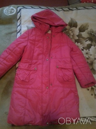 Очень красивая курточка для девочки,лёгкая и удобная,в отличном состоянии.. Белая Церковь, Киевская область. фото 1