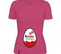 Прикольные футболки для беременных.. Киев. фото 1