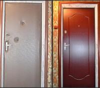 Врезка замков в металлическую дверь воронеж