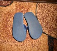 Продам шлёпанцы пляжные на мальчика ТМ DOLFIN. Длина стельки 19 см, полнота рег. Запорожье, Запорожская область. фото 4