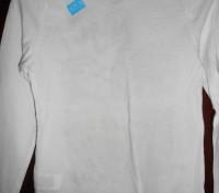 1) Белая футболка с рисунком на 4 года замеры: длина-40см д.рук-38см ш.плеч-. Київ, Київська область. фото 3