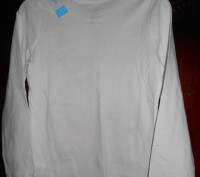 1) Белая футболка с рисунком на 4 года замеры: длина-40см д.рук-38см ш.плеч-. Київ, Київська область. фото 7
