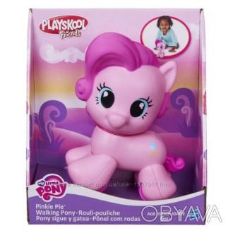 My Little Pony, Пинки Пай на колесиках!!! Оригинал, заказыввала с Америки  Пр. Каменское, Днепропетровская область. фото 1
