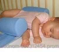 Подушка для новорожденных (ограничитель - фиксатор) сделано в Украине. Киев. фото 1