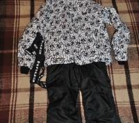 Лыжный костюм Envy для мальчика. Размер курточки 122/128, размер штанов 110/116.. Киев, Киевская область. фото 2
