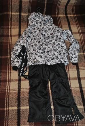 Лыжный костюм Envy для мальчика. Размер курточки 122/128, размер штанов 110/116.. Киев, Киевская область. фото 1