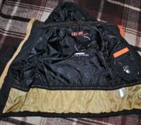 Демисезонная куртка для мальчика.Фирма Gee Jay.Размер 104, xc. Длина по спинке -. Киев, Киевская область. фото 4