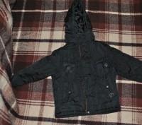 Демисезонная куртка для мальчика.Фирма Gee Jay.Размер 104, xc. Длина по спинке -. Киев, Киевская область. фото 2
