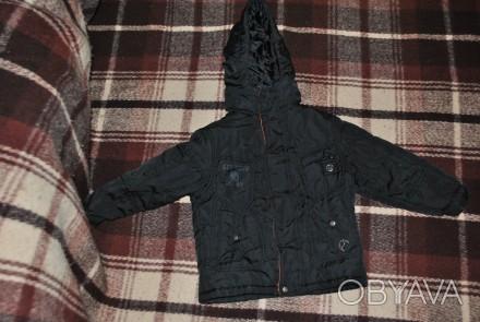 Демисезонная куртка для мальчика.Фирма Gee Jay.Размер 104, xc. Длина по спинке -. Киев, Киевская область. фото 1