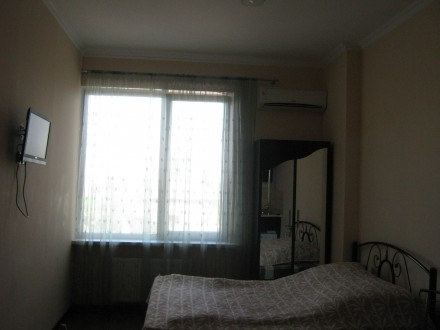 Квартира в новом доме на шестом этаже шестнадцати этажного дома Квартира чистая . Приморский, Одесса, Одесская область. фото 9