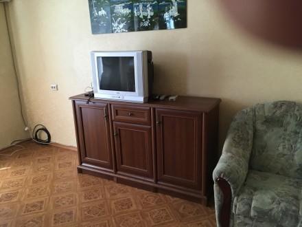 Сдам 2 комнатную-В Высотном доме Малиновского 16 - Гайдара комнаты раздельные,. Малиновский, Одесса, Одесская область. фото 6