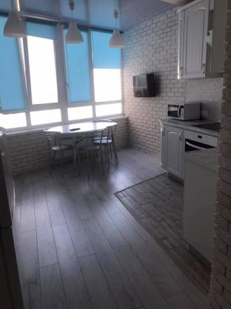 Аренда 2-х комнатной квартиры в новом доме ,две раздельные комнаты ,новый ремонт. Мытница, Черкассы, Черкасская область. фото 14