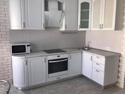 Аренда 2-х комнатной квартиры в новом доме ,две раздельные комнаты ,новый ремонт. Мытница, Черкассы, Черкасская область. фото 12