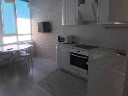 Аренда 2-х комнатной квартиры в новом доме ,две раздельные комнаты ,новый ремонт. Мытница, Черкассы, Черкасская область. фото 3
