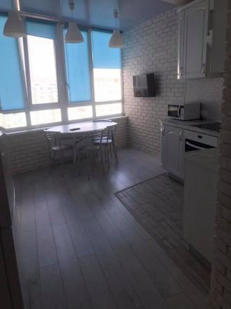 Аренда 2-х комнатной квартиры в новом доме ,две раздельные комнаты ,новый ремонт. Мытница, Черкассы, Черкасская область. фото 9