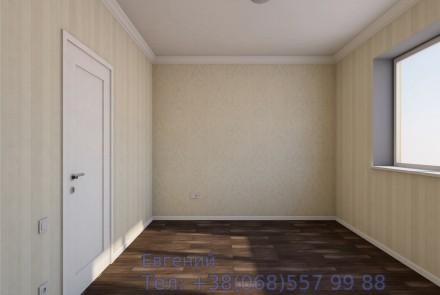 Ищешь дом своей мечты? Продается полностью готовая часть в доме на две семьи на. Суворовский, Одесса, Одесская область. фото 4