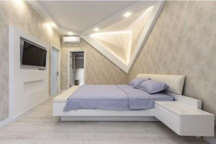 Сдам апартаменты в Аркадии. Две раздельные спальни, плюс просторная кухня студия. Приморский, Одесса, Одесская область. фото 8