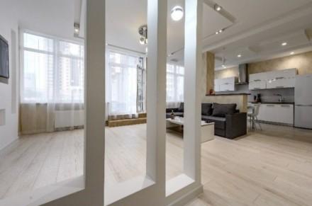 Сдам апартаменты в Аркадии. Две раздельные спальни, плюс просторная кухня студия. Приморский, Одесса, Одесская область. фото 4