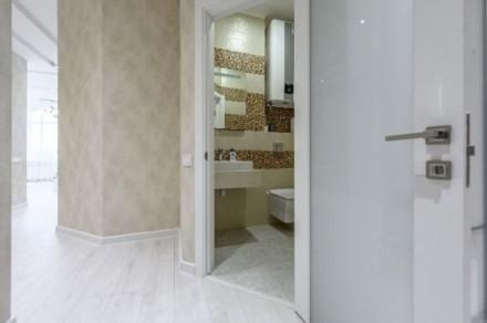 Сдам апартаменты в Аркадии. Две раздельные спальни, плюс просторная кухня студия. Приморский, Одесса, Одесская область. фото 11