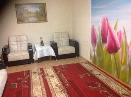 сдам квартиру на Бмв в квартире есть вся мебель и техника дополнительные платежи. Саксаганский, Кривой Рог, Днепропетровская область. фото 13