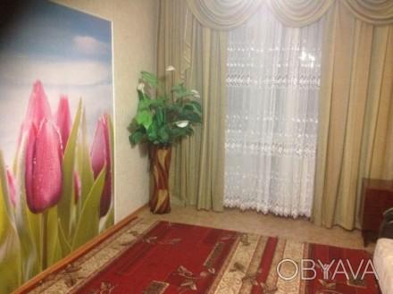 сдам квартиру на Бмв в квартире есть вся мебель и техника дополнительные платежи. Саксаганский, Кривой Рог, Днепропетровская область. фото 1